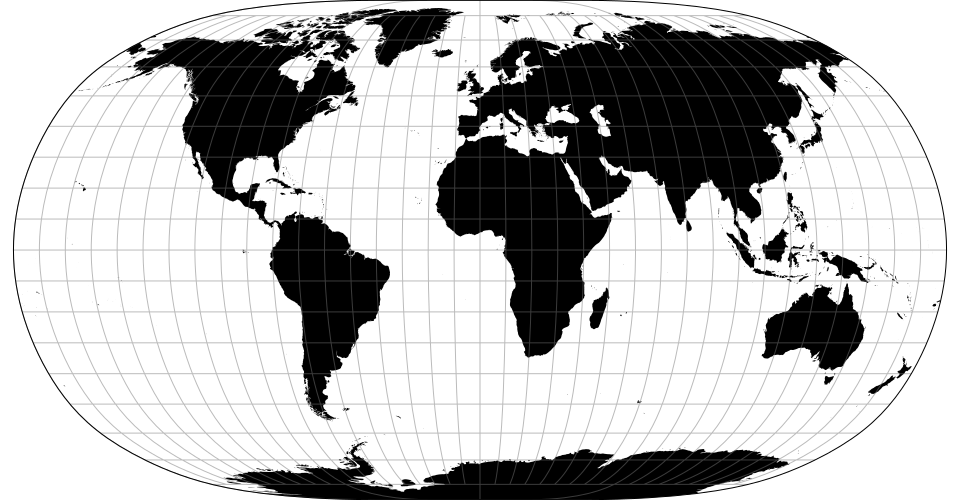 GitHub - d3/d3-geo-projection: Extended geographic projections for ...