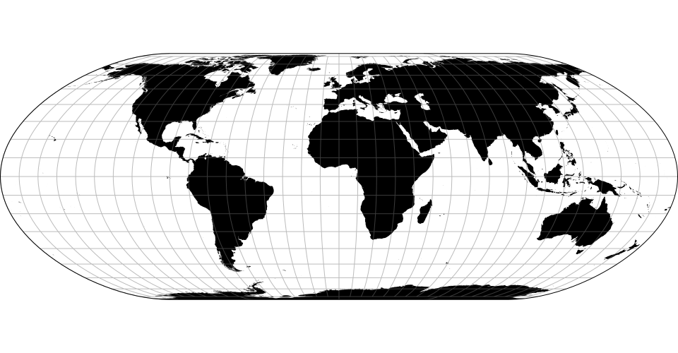 Free World Map additionally Index php besides Full Image For Blank Map World Of The Earth Coloring Page together with Mapproj further D3 Geo Projection. on sinusoidal projection map