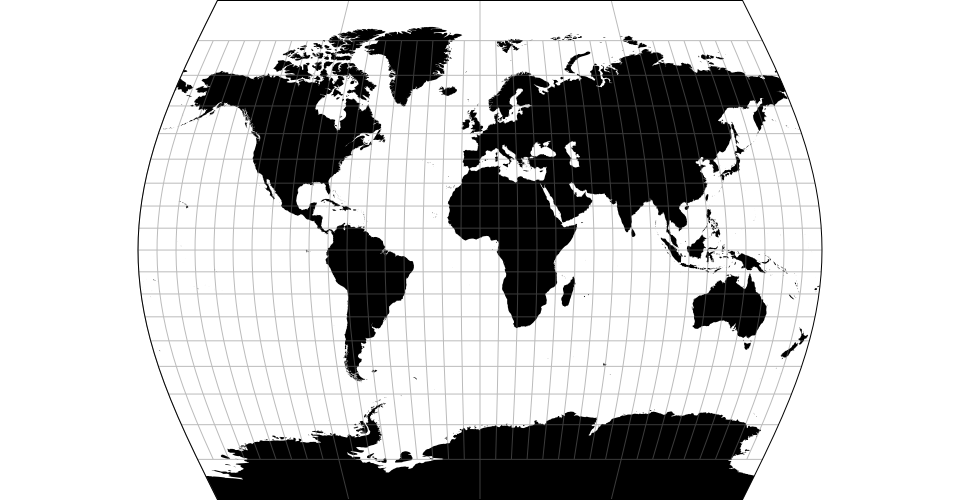 GitHub - d3/d3-geo-projection: Extended geographic projections for