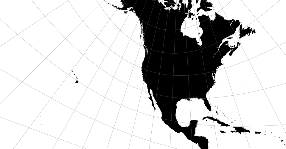 GitHub Ddgeoprojection Extended Geographic Projections For - D3 map states using lat and us