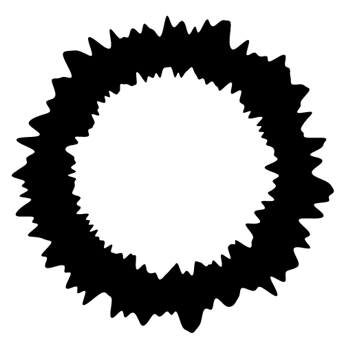 Radial Area