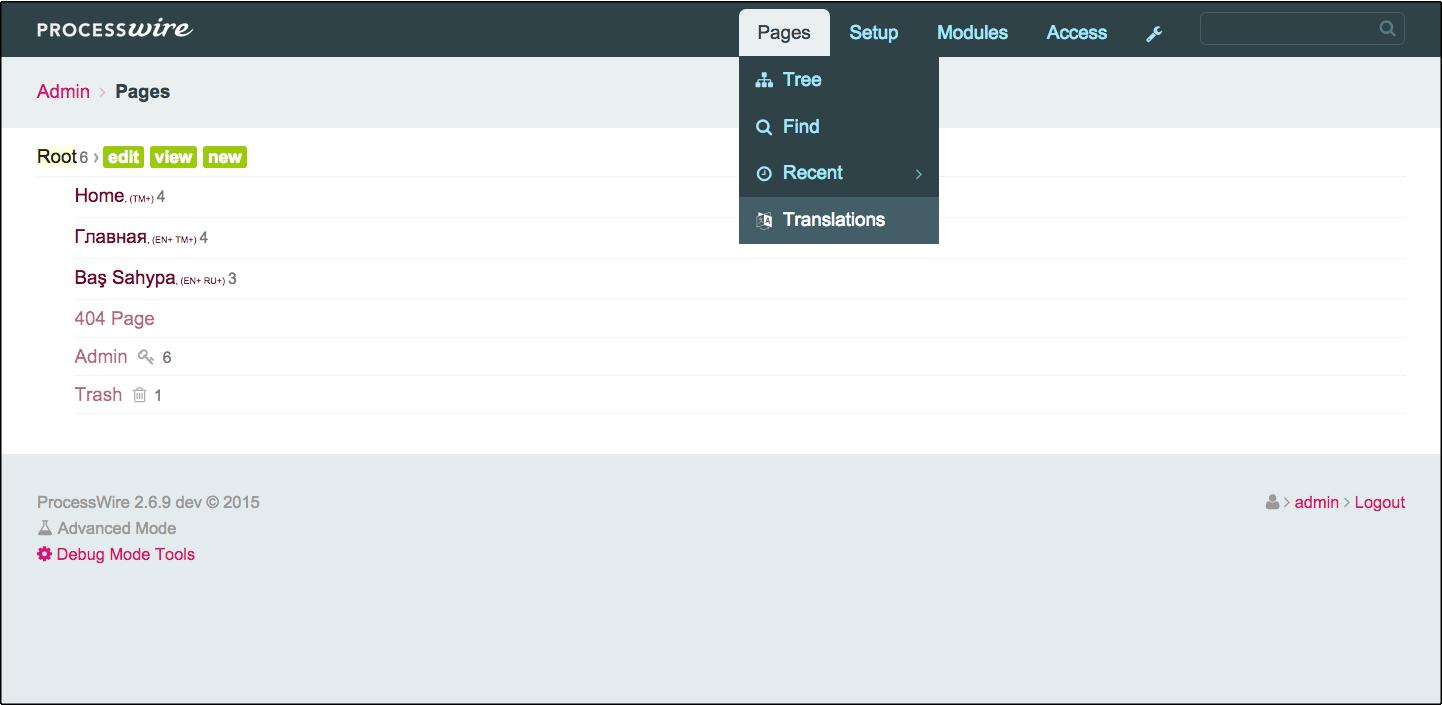 Babel (Multi-Language Module) - Modules/Plugins