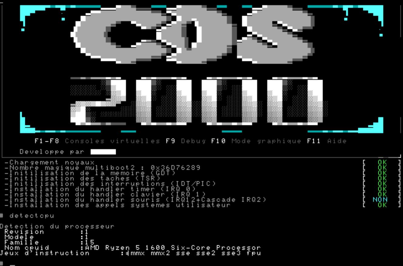 COS2000 le 28-09-2018