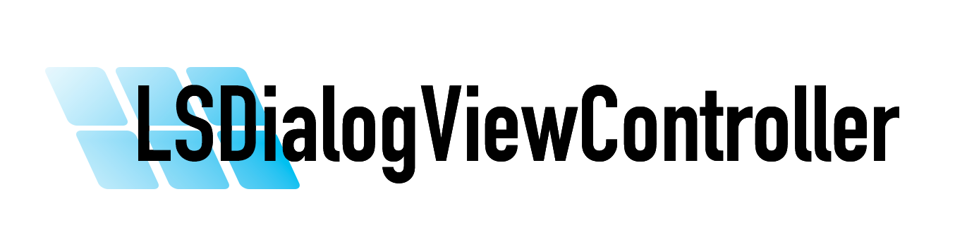 LSDialogViewController Logo
