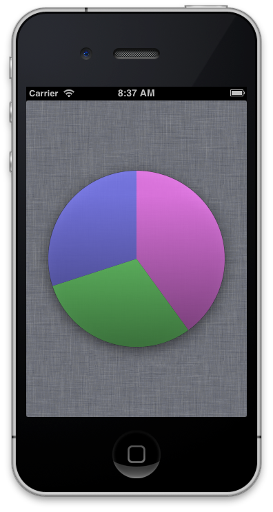 iOS for iPhone screenshot