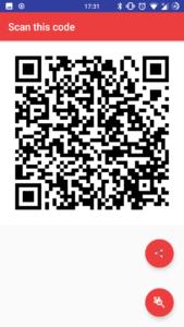QR-Code Offer