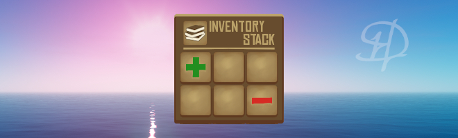 banner image for the Inventory Stack mod
