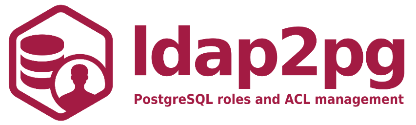 ldap2pg: PostgreSQL role and privileges management