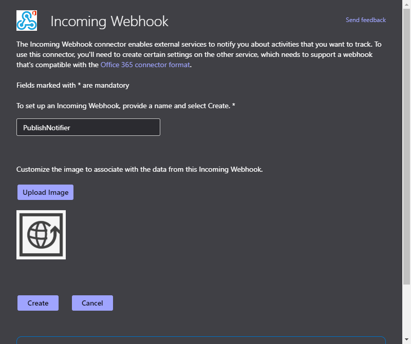 Microsoft Teams Incoming Webhook