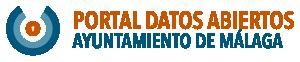Logo datos abiertos Málaga