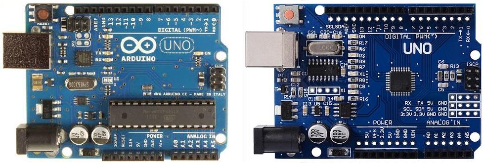 Arduino original & clone
