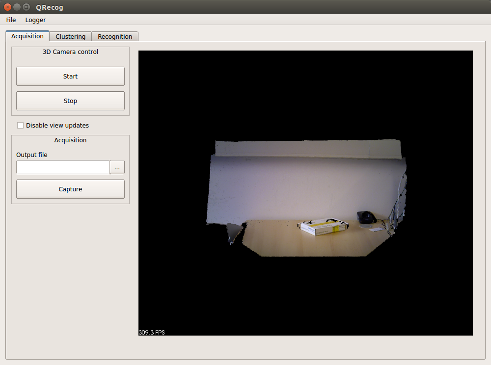 GitHub - Aula13/QRecog: 3D Object Recognition with PCL, Qt, C++ and