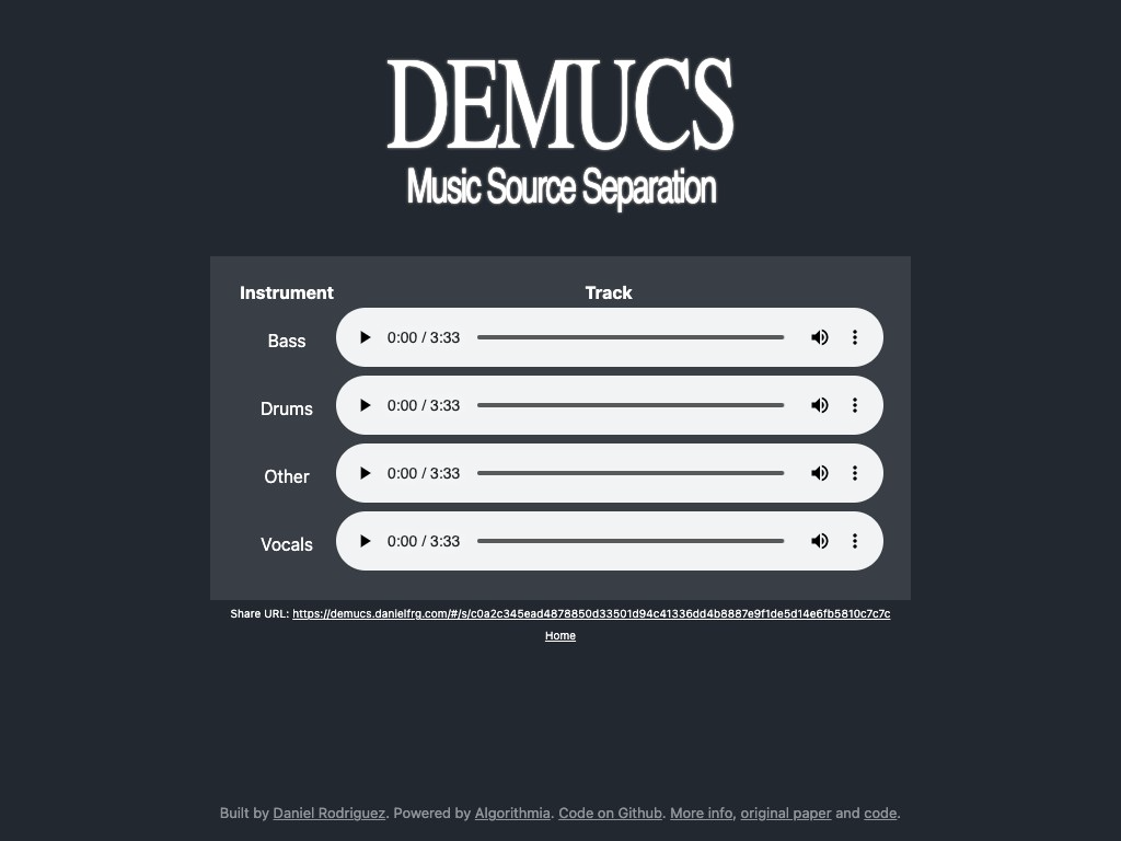 demucs-app