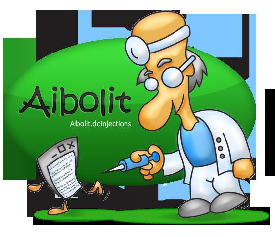 Aibolit logo