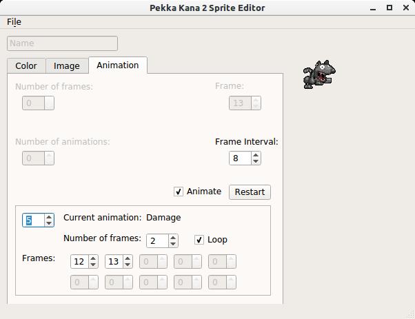 GitHub - danilolc/pk2_se: A GUI sprite editor for Pekka Kana 2