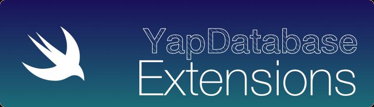 YapDatabaseExtensions