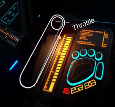 Virtual Throttle