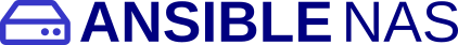 Ansible-NAS Logo