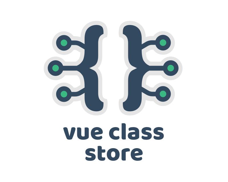 Vue Class Store logo