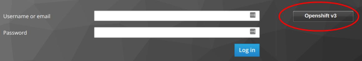 openshift v3 provider
