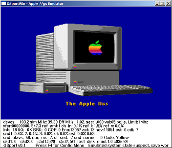 Applewin emulator of apple iie for windows | the vintagegeek blog.