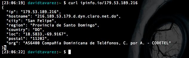 Dominican IP