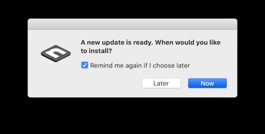 electron-auto-update screenshot