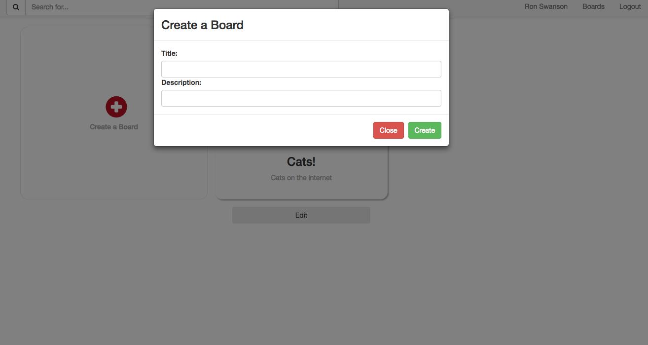 CreateBoard