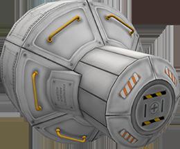'Tundra' Airlock