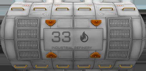 Industrial Refinery