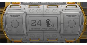 Kerbitat - 2.5m