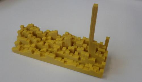 Printed 3D statistics