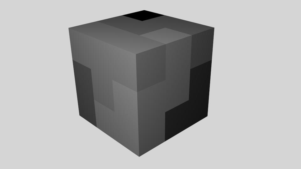 Minotaur Cube