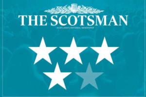 The Scotsman 4 Stars