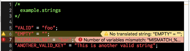 Xcode build rule example