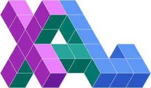 JAX logo left-right
