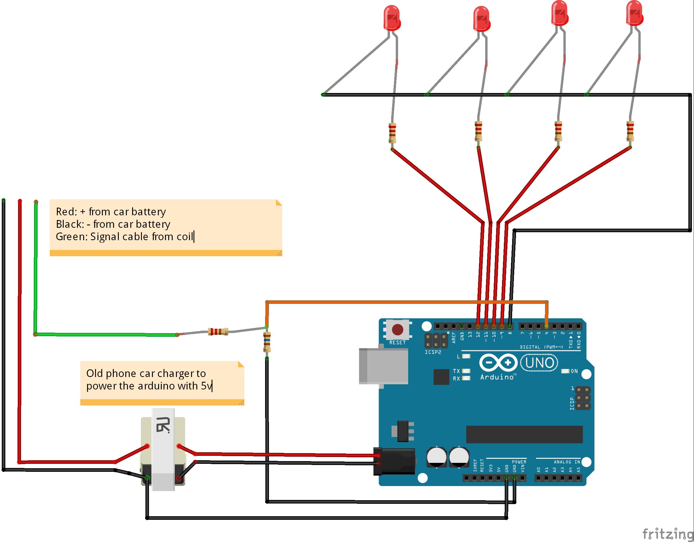 Auto Meter Electronic Speedometer Wiring Diagram Schematics Autometer Tach Schematic Tachometer Electric Gauge