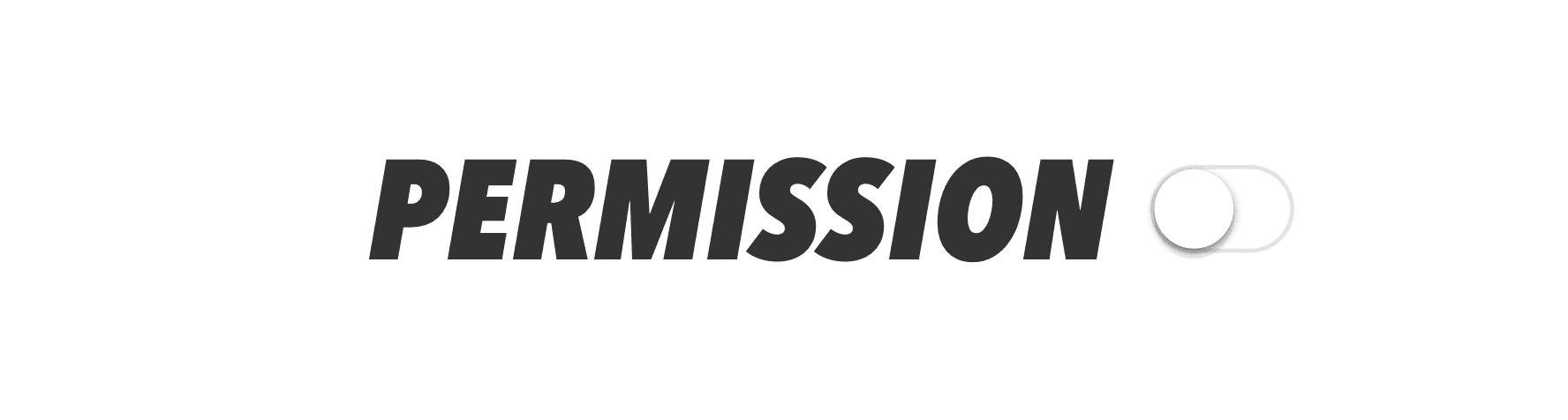 Dschee-Permission