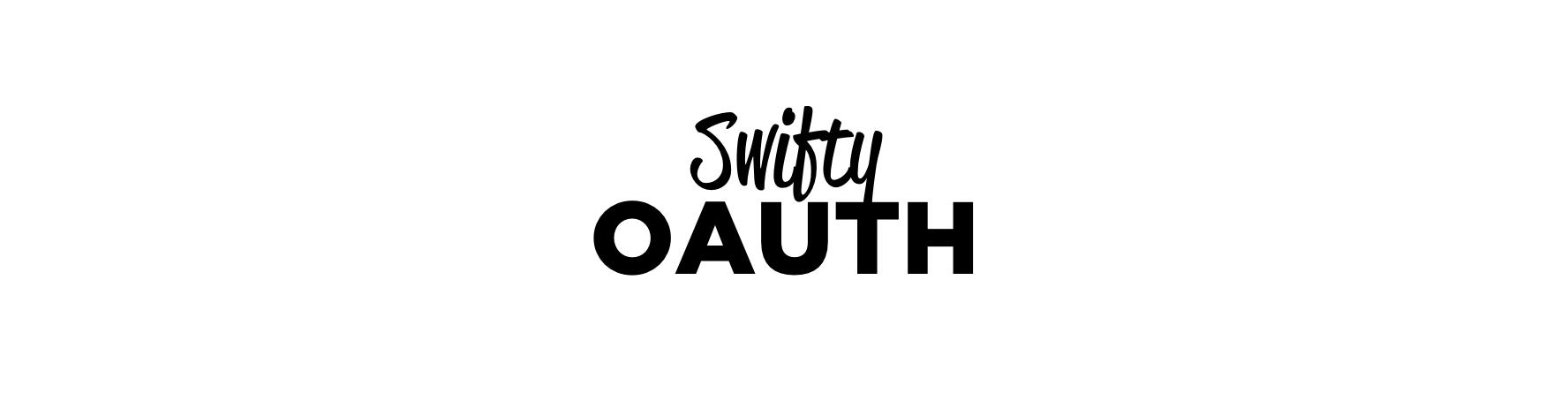 SwiftyOAuth