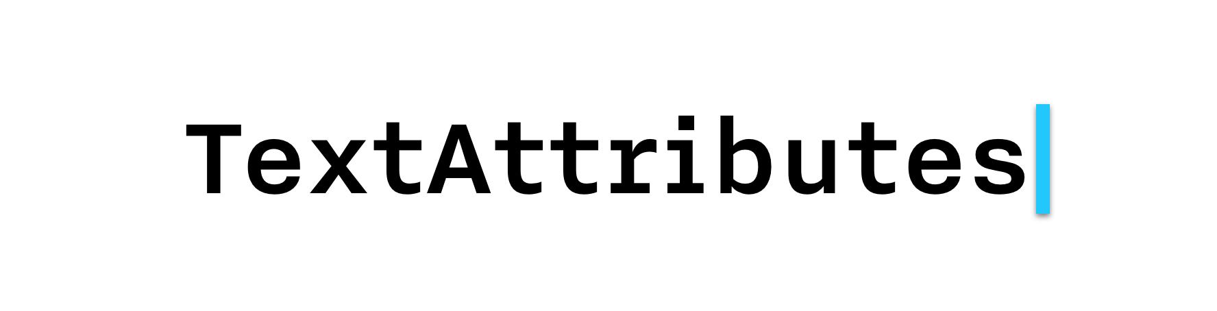 TextAttributes