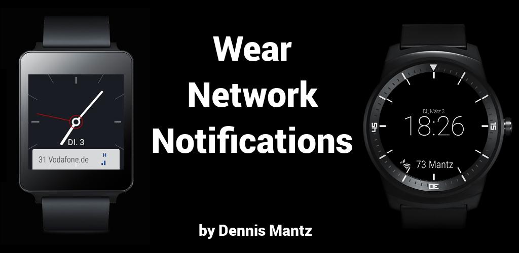 Wear Network Notifications