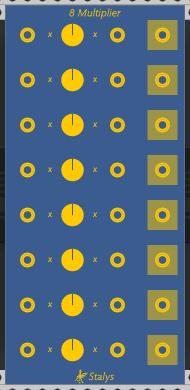 8 Multiplier