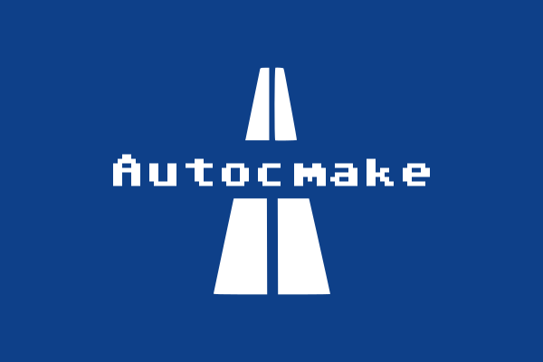 Autocmake project icon