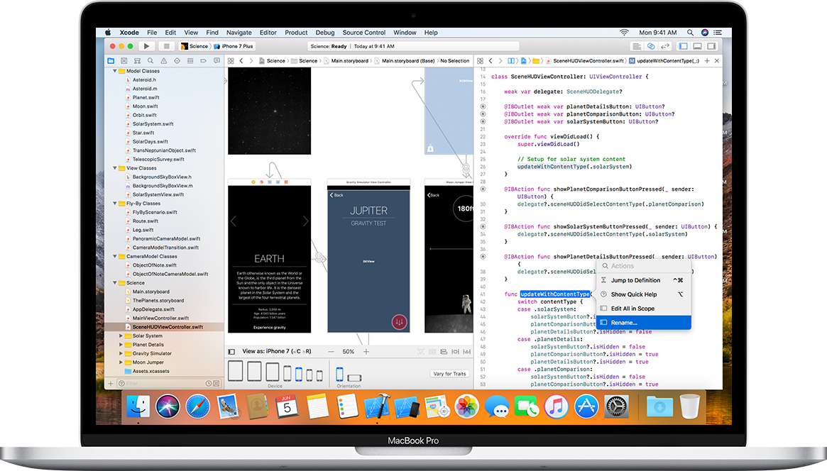 What's new in Xcode 9?