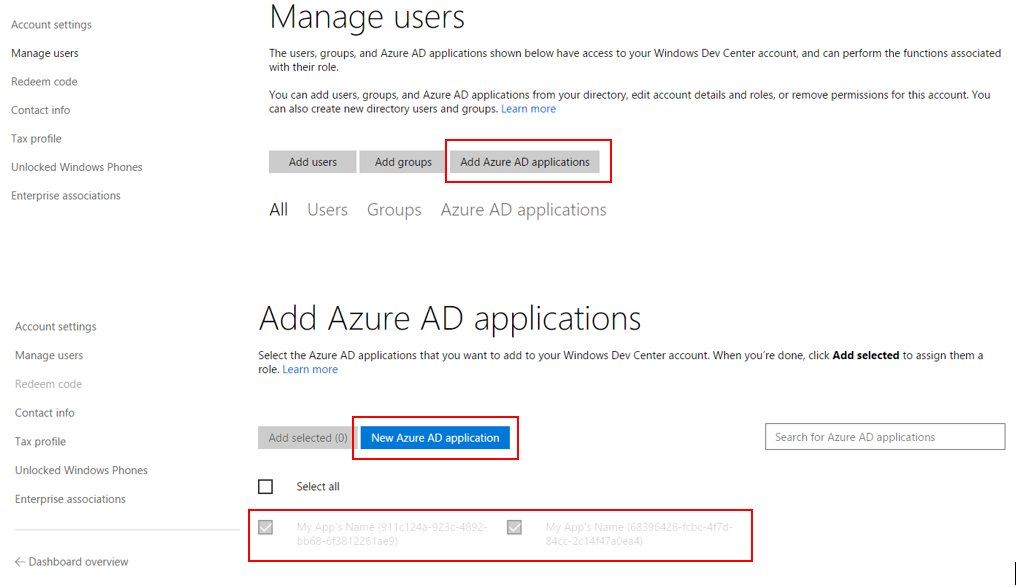 AzureADapplication