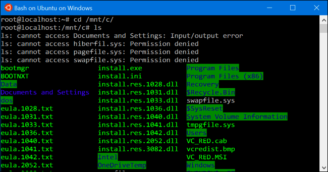 How To Develop In Linux Like Shell Bash On Windows