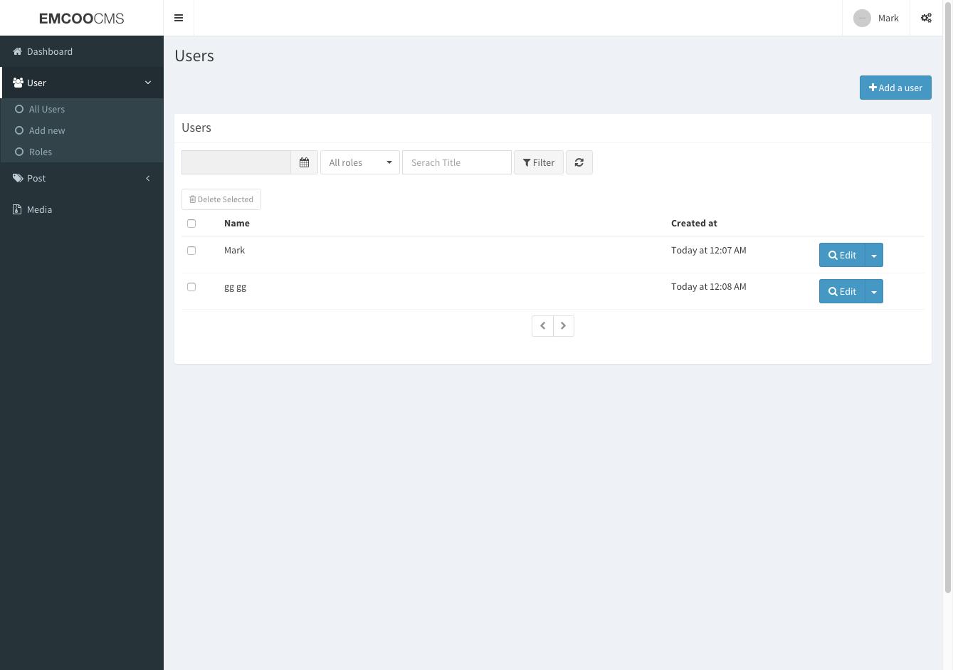 GitHub - devmark/laravel-angular-cms: laravel api with angular ...