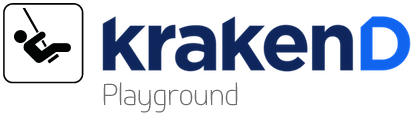 KrakenD Playground logo