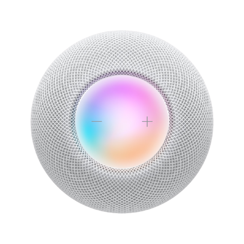 Apple HomePod mini.