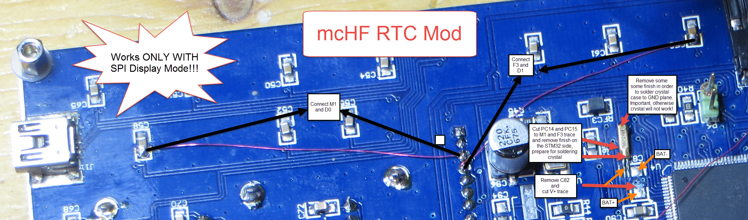 mchf RTC Mod